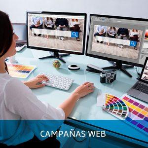 Campañas WEB
